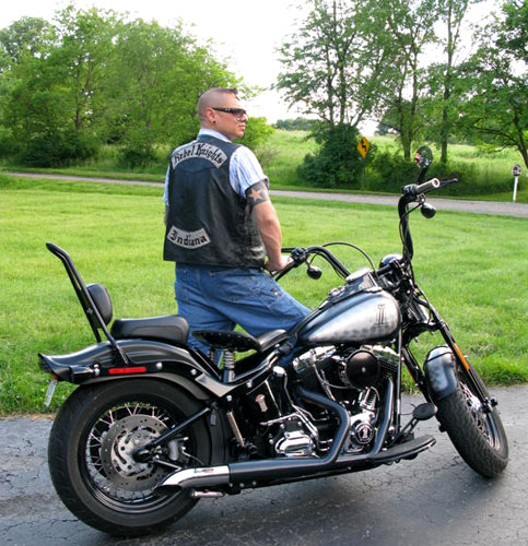 Harley Fxr Turbo: LSR 2-1 Softail