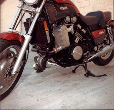 Yamaha V Max Turbo Kit