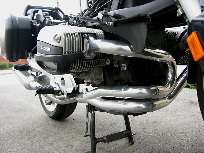 Bmw R1100 Black Holeexhausts