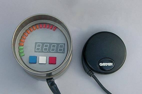 GPS speedometer  - Suzuki SV650 Forum: SV650, SV1000
