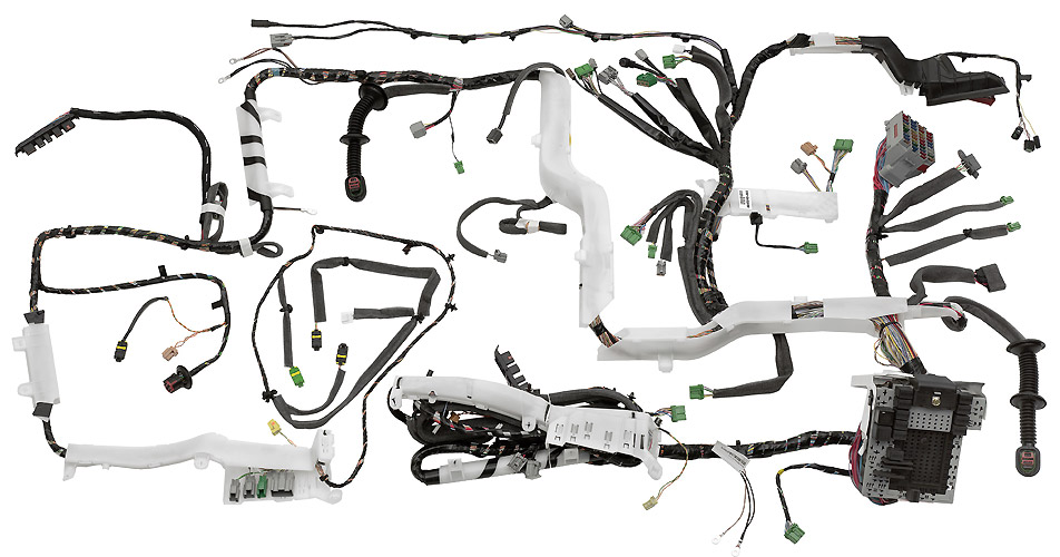 [SCHEMATICS_4HG]  Motorsports ECU Wiring Harness Construction | Delphi Wire Harness |  | RB Racing